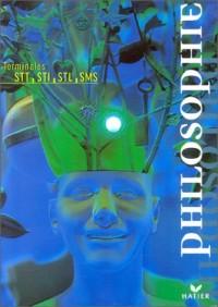 Philosophie, Terminales STT, STI, STL, SMS
