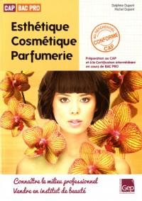 Cap Esthetique Cosmetique Parfumerie - Eleve