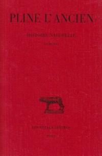 Histoire naturelle, livre XVI. Caractères des arbres sauvages