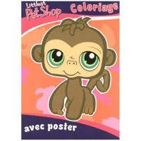 Coloriage Littlest Pet Shop
