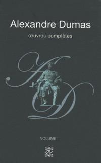 Bibliothèque Dumas (Vol1)