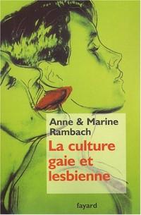 La Culture Gai et Lesbienne