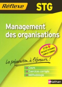 Management des organisations STG