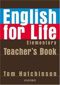English for Life Elementary : Teacher's Book (1Cédérom)