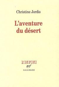 L'aventure du désert