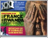 XXI : N°10 - L'histoire à vif : La France au Rwanda