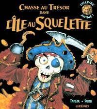 Chasse au trésor dans l'île au squelette