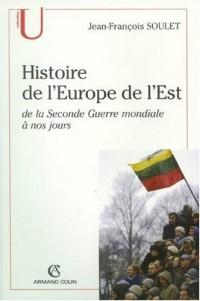 Histoire de l'Europe de l'Est : De la Seconde Guerre mondiale à nos jours