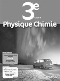 Physique chimie 3e Cycle 4 : Livre du professeur