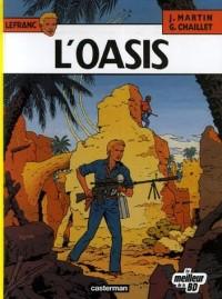 Lefranc, Tome 7 : L'oasis