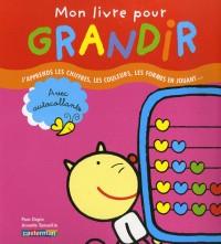 Mon livre pour grandir