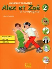 Alex et Zoe 2ex + Grammaire + Dlf Primaire + CD