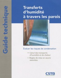Transferts d'humidité à travers les parois : Evaluer les risques de condensation