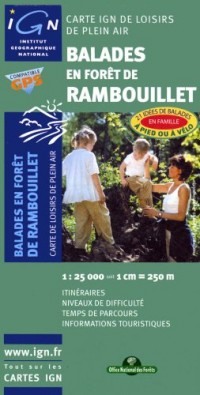 Rambouillet Balades En Foret Loisirs Pl Air: Ign82089