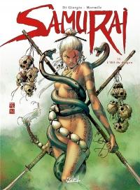 Samurai 12 - L'Oeil du dragon