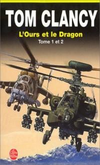 Coffret Tom Clancy : L'Ours et le dragon, tomes 1 et 2