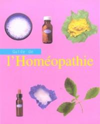 Guide de l'homéopathie