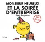 Monsieur Heureux et la fête d'entreprise