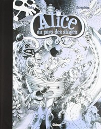 Alice au pays des singes, Tome 2 : Edition collector