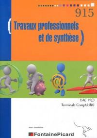 TP et de synthèse BP compta terminale