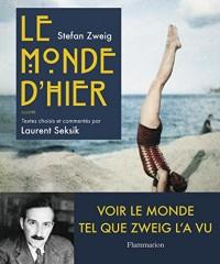 Le Monde d'hier : Illustré