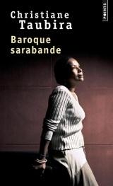 Baroque sarabande [Poche]