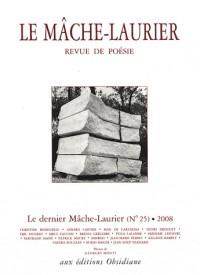 Le Mâche-Laurier, N° 25