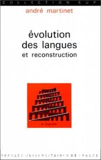 Évolution des langues et reconstruction