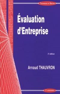 Evaluation d'Entreprise