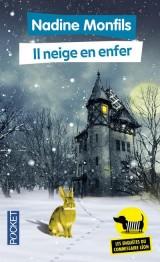 Les enquêtes du commissaire Léon, Tome 3 : Il neige en enfer [Poche]