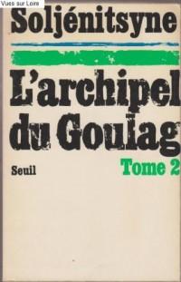 L'archipel du goulag Tome 2