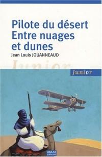 Pilote du désert : Entre nuages et dunes