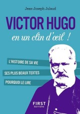 Petit livre de - Victor Hugo en un clin d'oeil [Poche]