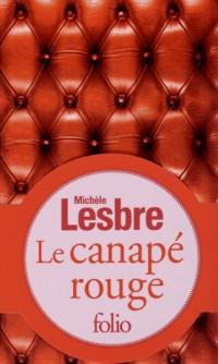 Le Canape Rouge Etui