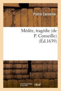 Medee  Tragedie  ed 1639