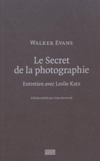 Walker Evans, le Secret de la Photographie | Entretien avec Leslie Katz