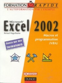 Excel 2002 - Macros et Visual Basic