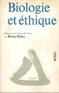 Biologie et éthique