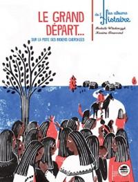 LE GRAND DEPART... SUR LA PISTE DES INDIENS CHEROKEES