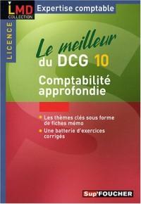Le meilleur du DCG10 : Comptabilité approfondie