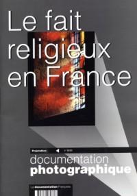 Le fait religieux en France