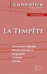 Fiche de lecture La Tempête de William Shakespeare (analyse littéraire de référence et résumé complet)