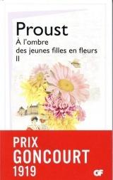 A la recherche du temps perdu : A l'ombre des jeunes filles en fleurs : Tome 2 [Poche]