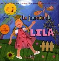 La journée de Lila (1CD audio)