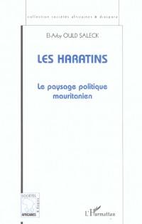 Les Haratins : Le paysage politique mauritanien