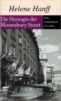 Die Herzogin der Bloomsbury Street.