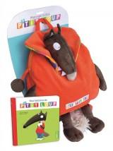 Mon sac à dos P'tit Loup (sans livre)