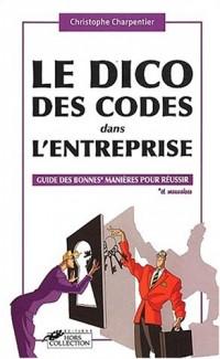 Le Dictionnaire des codes dans l'entreprise