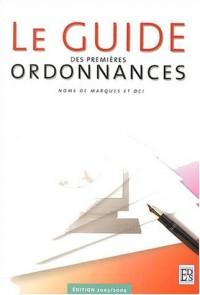 Le Guide des premières ordonnance 2003-2004