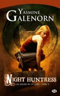 Les soeurs de la lune, Tome 5 : Night huntress
